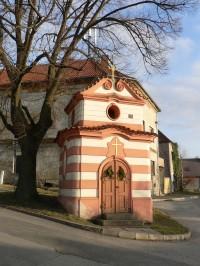 Vinařice (Kladno) - kaple