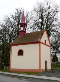 Nové Strašecí - kaple sv. Isidora