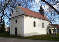 Hořesedly - kostel sv. Vavřince
