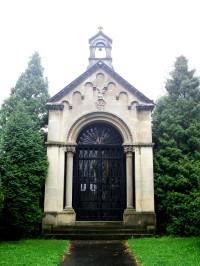Bystřice pod Hostýnem - Loudonský hřbitov