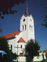 Čestlice - kostel sv. Prokopa