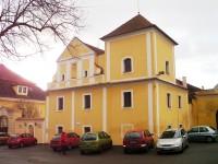 Kolešovice - zámek