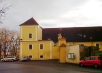 Starý zámek ze severu