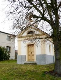 Rynholec - kaple sv. Isidora