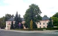 Čakovice (Praha) - zámek
