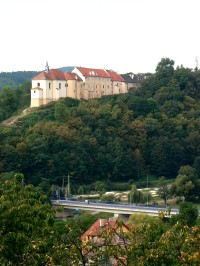 Nižbor - zámek
