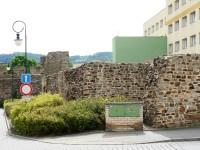 Beroun - hradby a brány