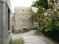 jedna z bašt v severní hradbě