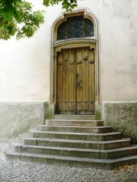 renesanční portál
