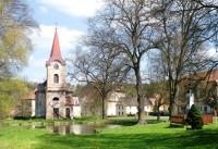 Běsno (okr. Louny) - kostel sv. Mikuláše
