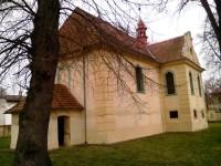 Olešná - kostel sv. Martina (okr. RA)