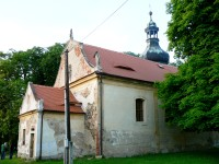 Oráčov - kostel sv. Jakuba Většího (okr. RA)