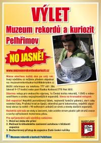 Pelhřimov - Muzeum rekordů a kuriozit