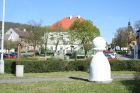 Karlštejnské šachy - Bílý pěšec Loděnice