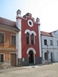 Synagoga v Bechyni