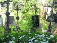 Starý hřbitov v Bechyni