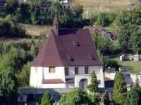 Kostel Všech svatých v Jáchymově