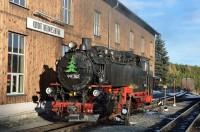 Úzkokolejka Fichtelbergbahn
