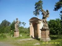 svatý Václav mezi Lysou nad Labem a Káraným