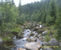 Jizerka - Jelení stráň - Pytlácké kameny - Smědava - Jizerka