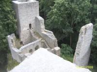 hrad Choustník u Tábora