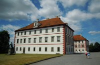 památky a zámek - Mnichovo Hradiště