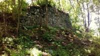 Zřícenina hradu Neuhaus