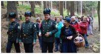 Stará výletní stezka Jáchymov - Ostrov - Mlýnské údolí