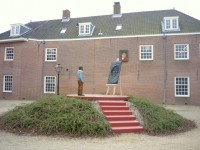 Rodiště Rembrandta van Rijna