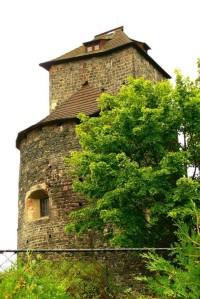 Hrad Týnec nad Sázavou