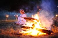 Slavnosti slunovratu se v Edenu konají 20. a 21. června 2015. Návštěvníci zde budou moci přespat na seně, nebo slamníku.