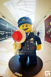 Galerie kostek - figurky z LEGO