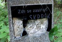 Lomnický přízrak a smrt vojína Skrbka. Lomnice nad Popelkou.