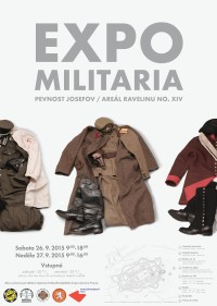 Expo Militaria - plakat