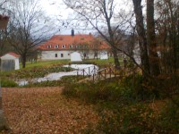 Brdy - poutní místo Skalka