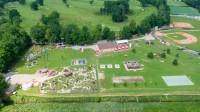 Sportovně relaxační areál Hluboká nad Vltavou