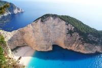Navagio: Tyrkysový klenot ostrova Zakynthos