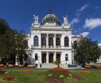 Historická výstavní budova - Slezské zemské muzeum