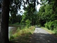 Cyklostezka Přibyslav - Sázava