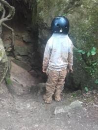 Malčina jeskyně  - pokořena  5-ti letým chlapem :D