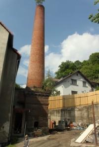 Bývalý Krupský pivovar