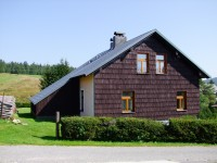 Dovolená v Národním parku Šumava v obci Kvilda v 1050 n.m.