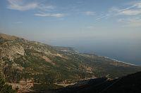 Albánie (6) - přesun ze Shkodry až na pláž Gjipe