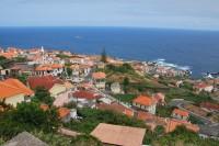 Přechod Madeiry (12) - zpátky do hor údolím řeky Ribeira da Janela