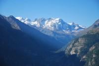 Kolem Matterhornu (1) - St. Niklaus - Gruben