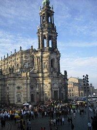Katedrála Nejsvětější trojice v Drážďanech
