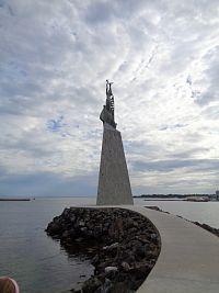 Památník Sv. Nikolaje v Nesebaru