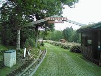 Botanická zahrada v Prášilech