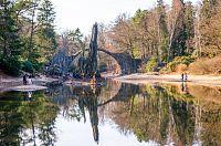 Rakotzbrücke: Ďábelský most