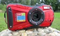 Kapesní digitální fotoaparát Ricoh WG-20